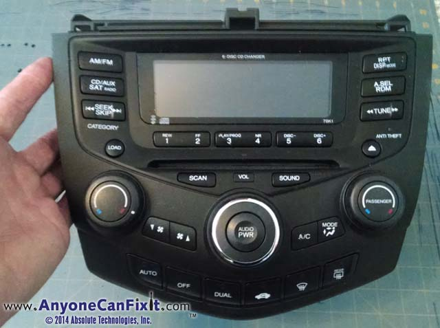 Anyone Can Fix It Post Your Fixrhanyonecanfixit: Ford Radio Display Not Working At Gmaili.net